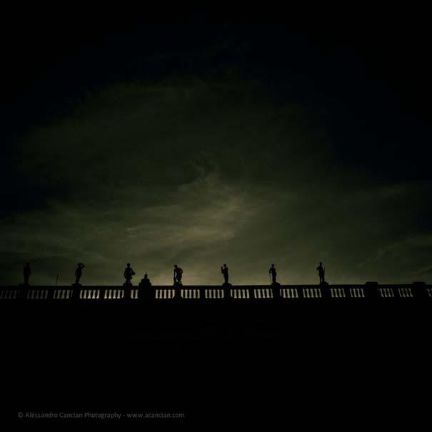 Μυστηριώδεις φωτογραφίες της Βενετίας στο σκοτάδι (5)