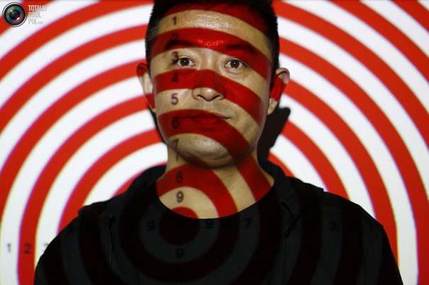 Η νέα εξαφάνιση του Liu Bolin στη Βενεζουέλα (7)