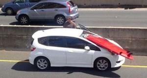 Ασυνήθιστα τροχαία ατυχήματα #19