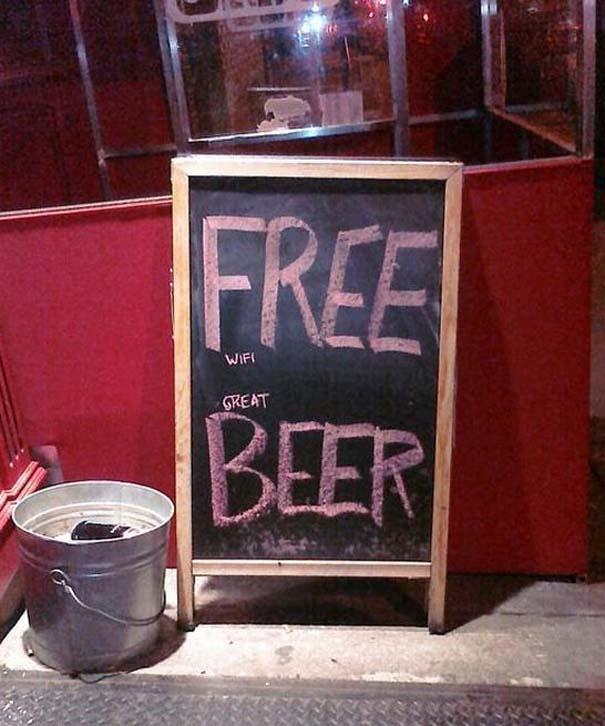 Περίεργα που μπορεί να δεις σε ένα Bar (8)