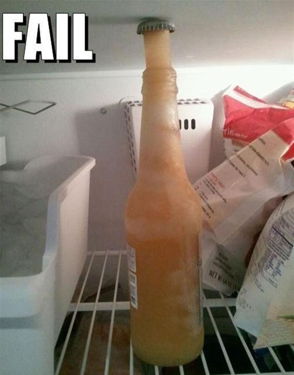 Εν τω μεταξύ, στο ψυγείο...   Φωτογραφία της ημέρας