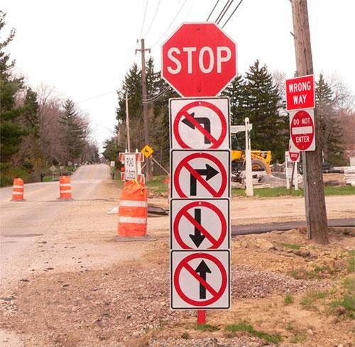 Stop | Φωτογραφία της ημέρας