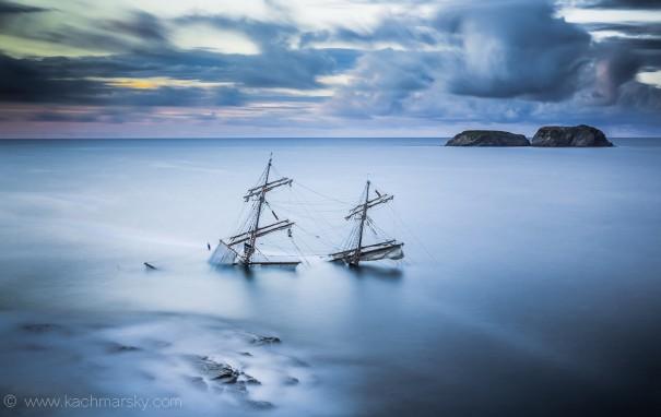 Ξεχασμένο ναυάγιο | Φωτογραφία της ημέρας