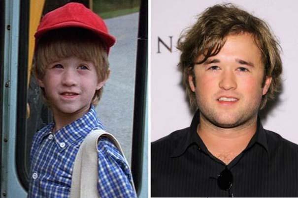 Οι πρωταγωνιστές της ταινίας «Forrest Gump» τότε και τώρα (9)