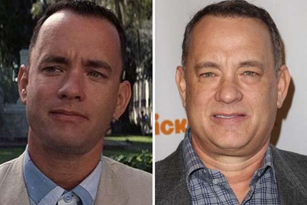 Οι πρωταγωνιστές της ταινίας «Forrest Gump» τότε και τώρα (2)