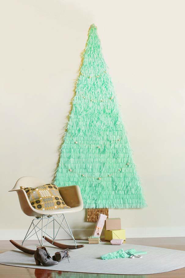 Πρωτότυποι χειροποίητοι Χριστουγεννιάτικοι στολισμοί (7)