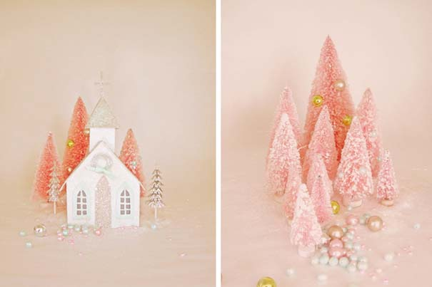 Πρωτότυποι χειροποίητοι Χριστουγεννιάτικοι στολισμοί (8)