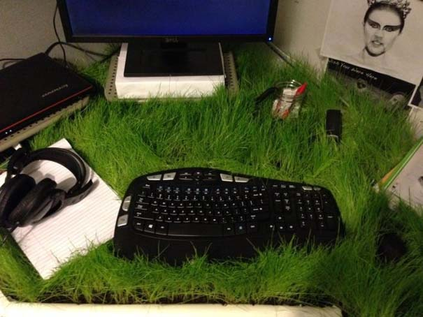 Πως να κάνετε το γραφείο σας πιο πράσινο (9)