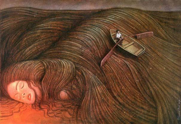 Σατυρικά illustrations που θα σας βάλουν σε σκέψεις (1)