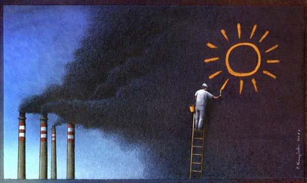 Σατυρικά illustrations που θα σας βάλουν σε σκέψεις (12)