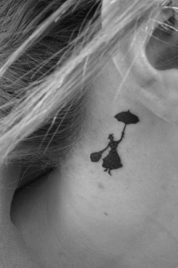 Παραμυθένια τατουάζ με θέμα την Disney (2)