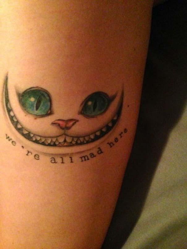 Παραμυθένια τατουάζ με θέμα την Disney (5)