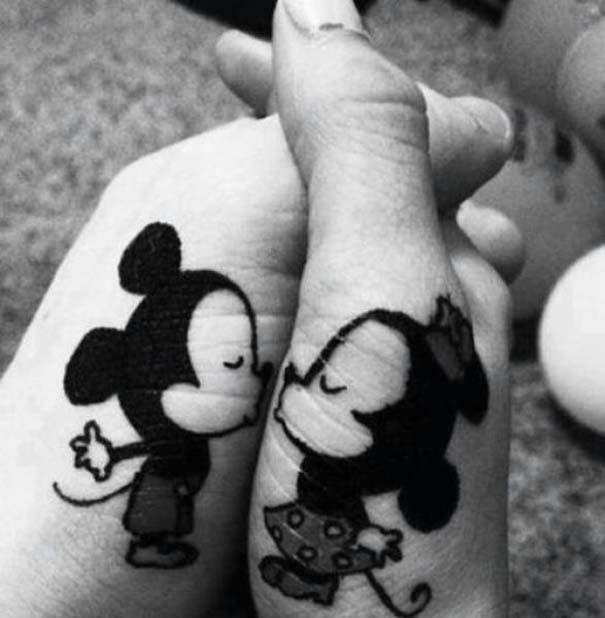 Παραμυθένια τατουάζ με θέμα την Disney (11)