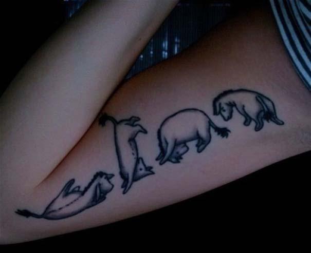 Παραμυθένια τατουάζ με θέμα την Disney (12)