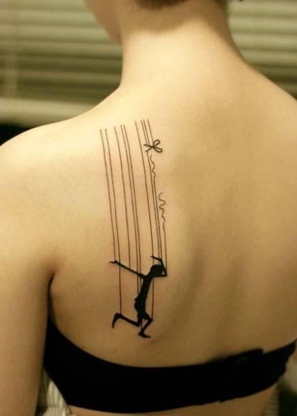 Παραμυθένια τατουάζ με θέμα την Disney (15)