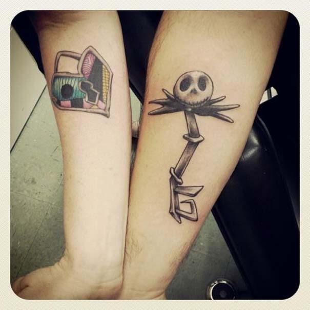 Παραμυθένια τατουάζ με θέμα την Disney (18)