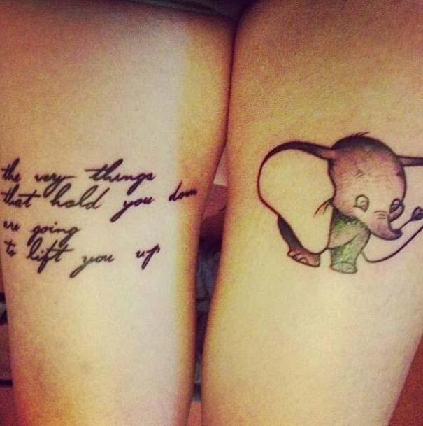 Παραμυθένια τατουάζ με θέμα την Disney (30)