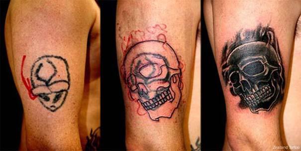 Τατουάζ που μεταμορφώθηκαν (1)