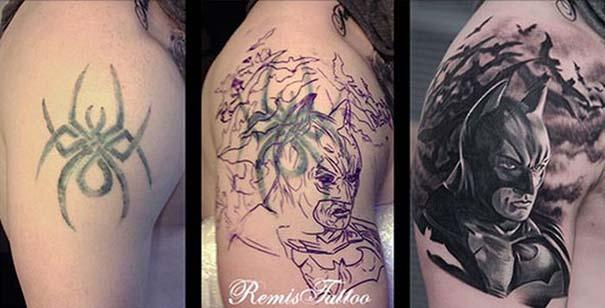 Τατουάζ που μεταμορφώθηκαν (2)
