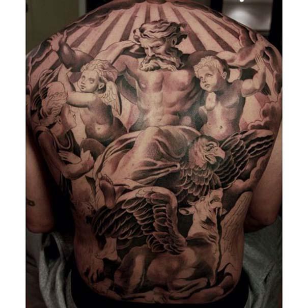 Εκπληκτικά τατουάζ από τον Jun Cha (2)