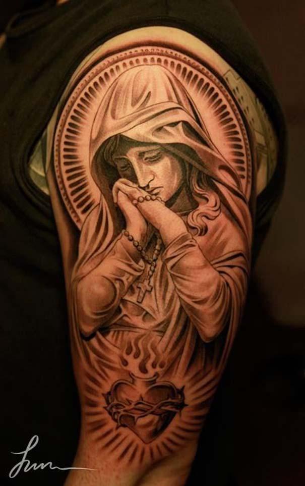 Εκπληκτικά τατουάζ από τον Jun Cha (4)
