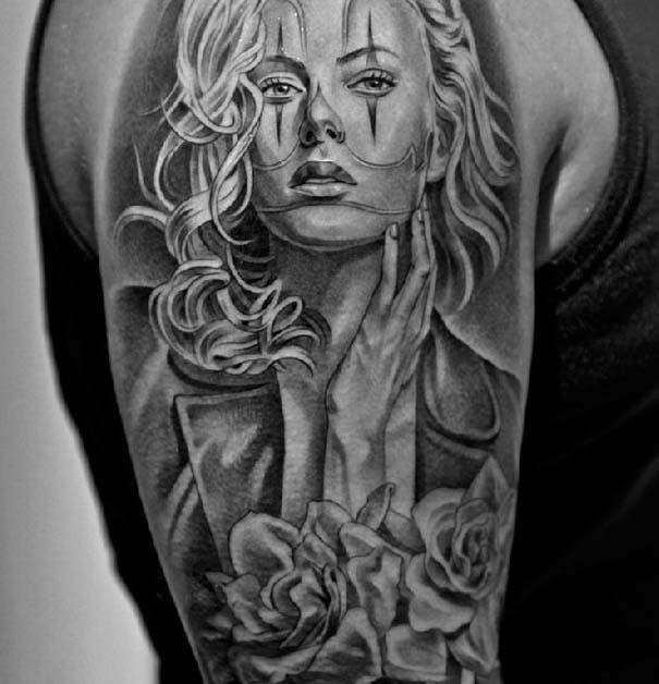 Εκπληκτικά τατουάζ από τον Jun Cha (5)