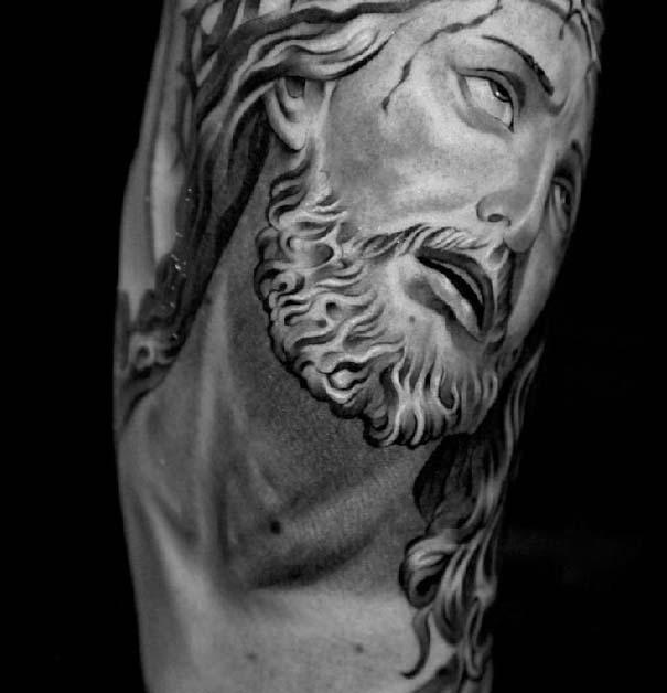 Εκπληκτικά τατουάζ από τον Jun Cha (10)