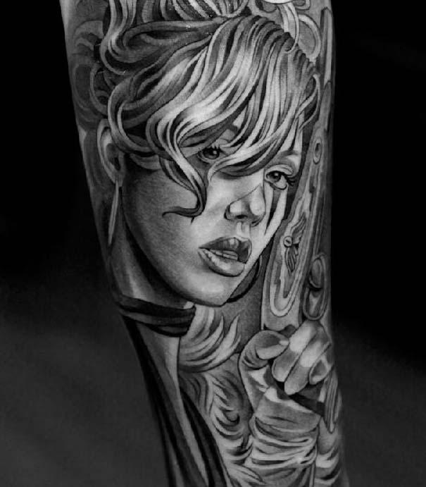 Εκπληκτικά τατουάζ από τον Jun Cha (14)