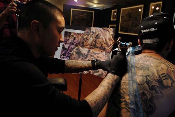 Εκπληκτικά τατουάζ από τον Jun Cha (26)