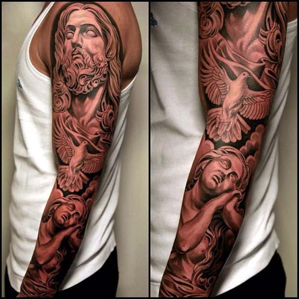 Εκπληκτικά τατουάζ από τον Jun Cha (21)