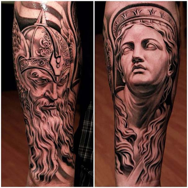 Εκπληκτικά τατουάζ από τον Jun Cha (22)