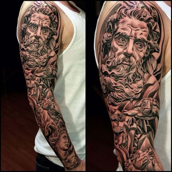 Εκπληκτικά τατουάζ από τον Jun Cha (25)