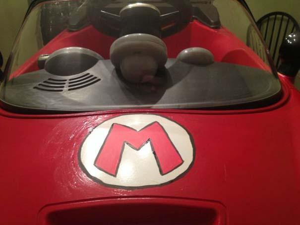 Χειροποίητο Mario Kart (7)
