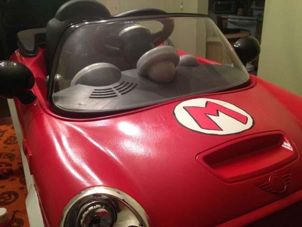 Χειροποίητο Mario Kart (8)