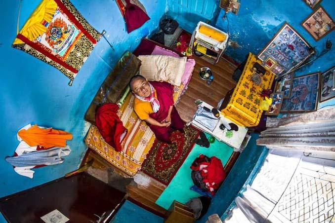 Υπνοδωμάτια ανθρώπων απ' όλο τον κόσμο (1)