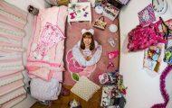 Υπνοδωμάτια ανθρώπων απ' όλο τον κόσμο (2)