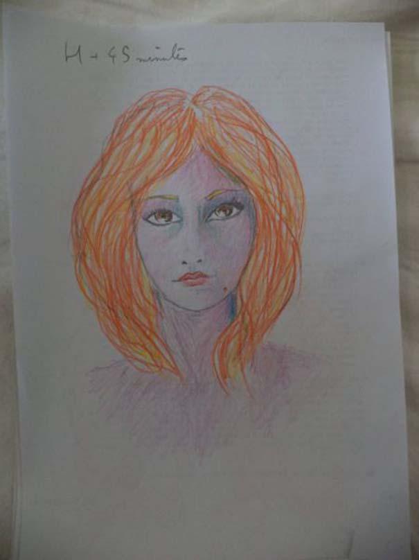 Ζωγράφισε 11 πορτραίτα του εαυτού της υπό την επήρεια LSD (2)