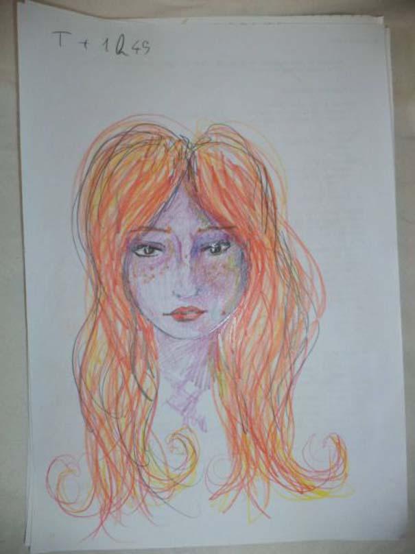 Ζωγράφισε 11 πορτραίτα του εαυτού της υπό την επήρεια LSD (3)