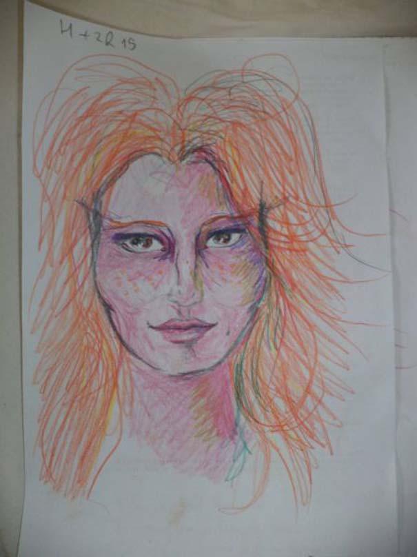 Ζωγράφισε 11 πορτραίτα του εαυτού της υπό την επήρεια LSD (4)