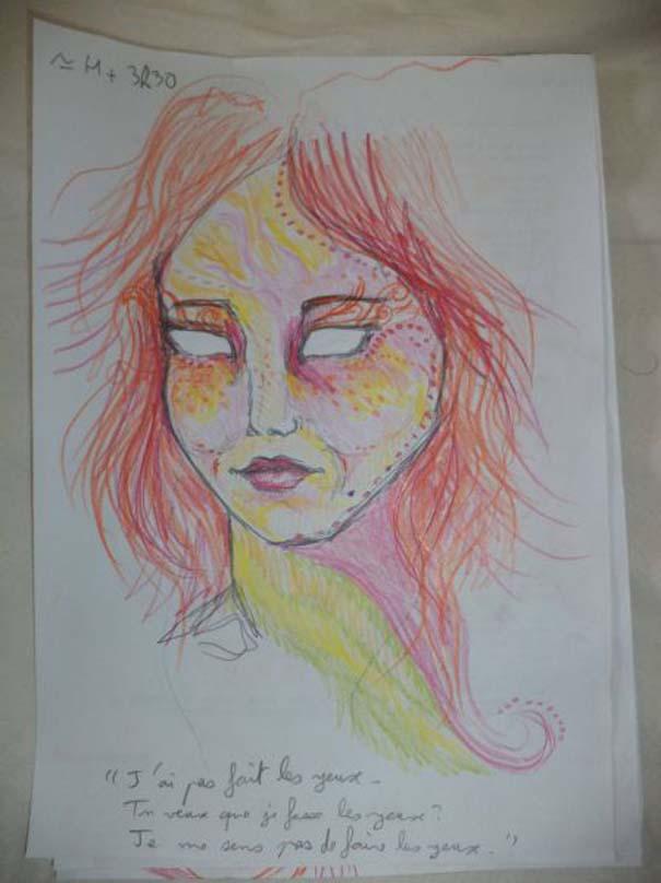 Ζωγράφισε 11 πορτραίτα του εαυτού της υπό την επήρεια LSD (5)