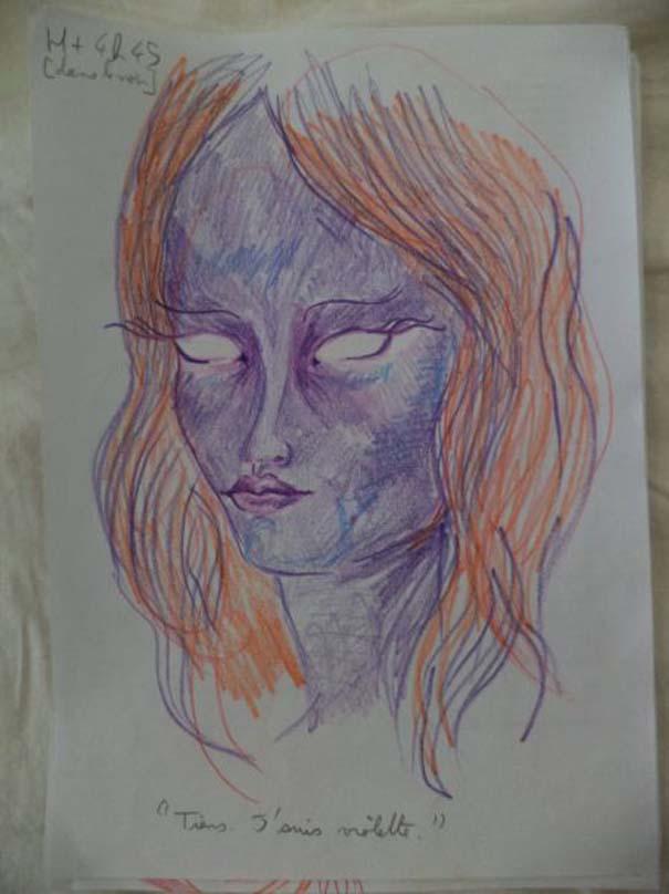 Ζωγράφισε 11 πορτραίτα του εαυτού της υπό την επήρεια LSD (6)