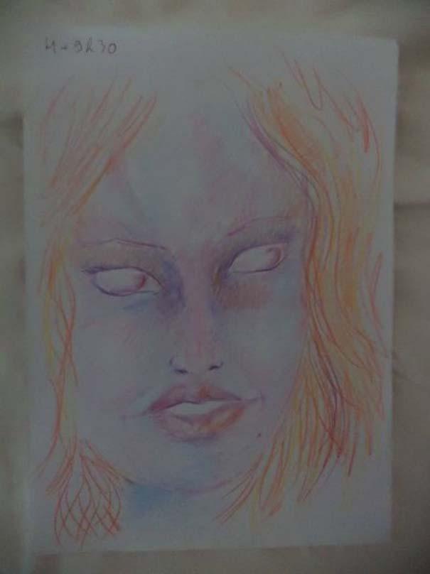 Ζωγράφισε 11 πορτραίτα του εαυτού της υπό την επήρεια LSD (11)