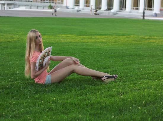Alina Kovaleskaya: Μια ζωντανή κούκλα από την Ουκρανία (19)
