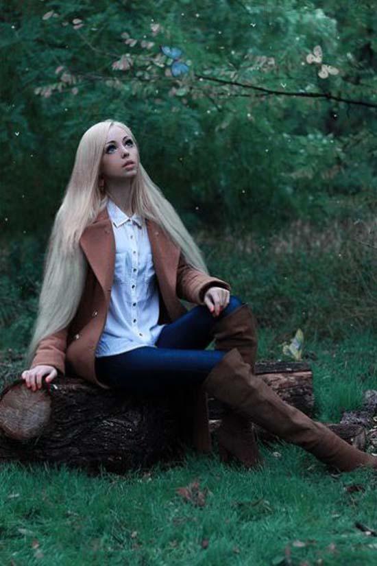 Alina Kovaleskaya: Μια ζωντανή κούκλα από την Ουκρανία (9)
