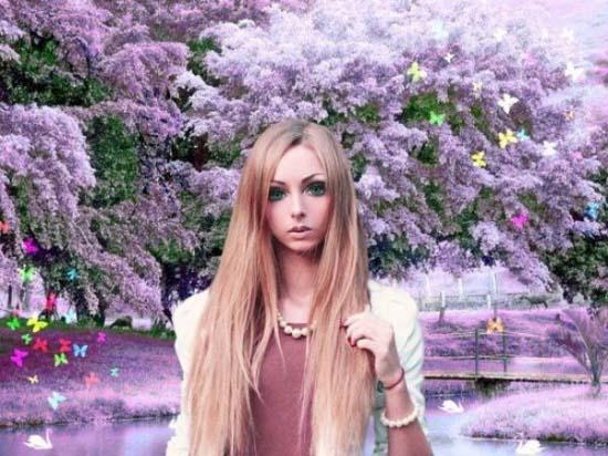 Alina Kovaleskaya: Μια ζωντανή κούκλα από την Ουκρανία (16)