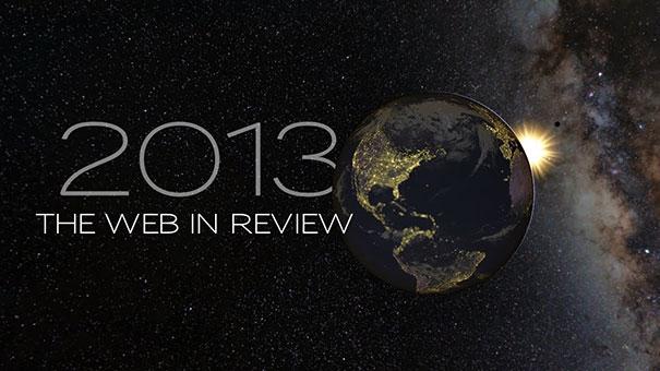 2013: Όλα όσα μοιράστηκε η ανθρωπότητα