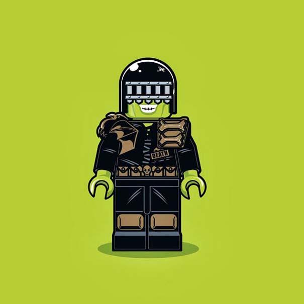 80s Lego (2)