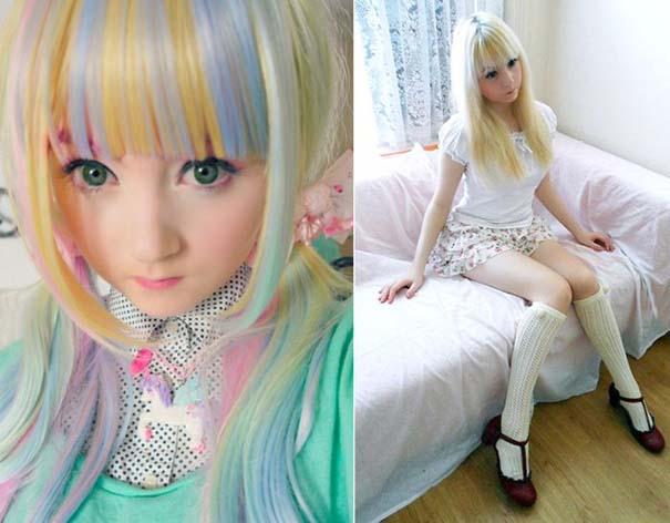 Άνθρωποι που είχαν ως όνειρο να μεταμορφωθούν σε... κούκλες (1)