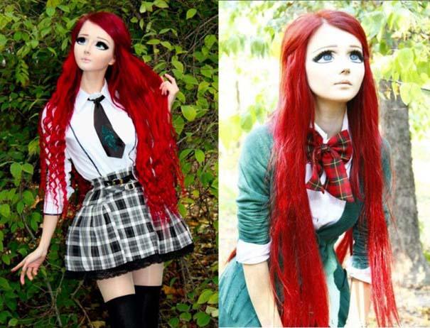 Άνθρωποι που είχαν ως όνειρο να μεταμορφωθούν σε... κούκλες (5)