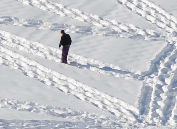Απίστευτα σχέδια μεγάλης κλίμακας στο χιόνι (4)